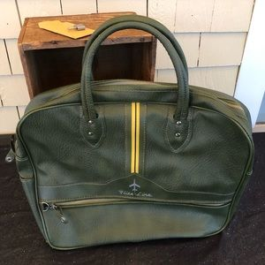 Handbags - Vintage fightline travel bag
